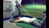 video Popo'da Golf Oynama